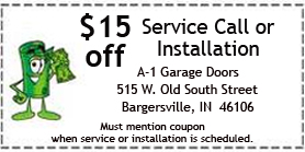 a 1 garage doorsA1 Garage Doors  Residential Garage Doors  Greater Indianapolis
