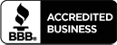 A-1 Garage Doors is accredited by the Better Business Bureau