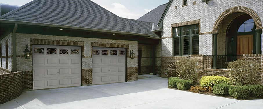 Classic Collection garage doors by Clopay