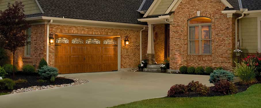 Gallery Collection garage doors by Clopay