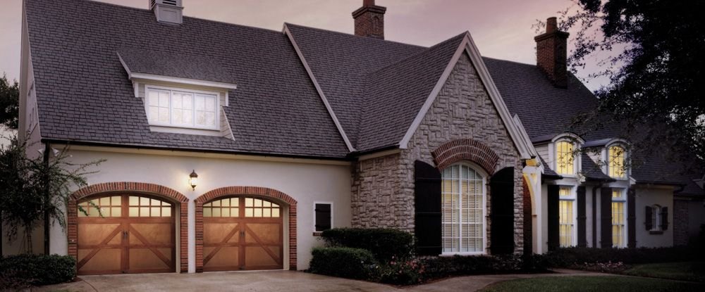 Reserve Collection Garage doors by Clopay