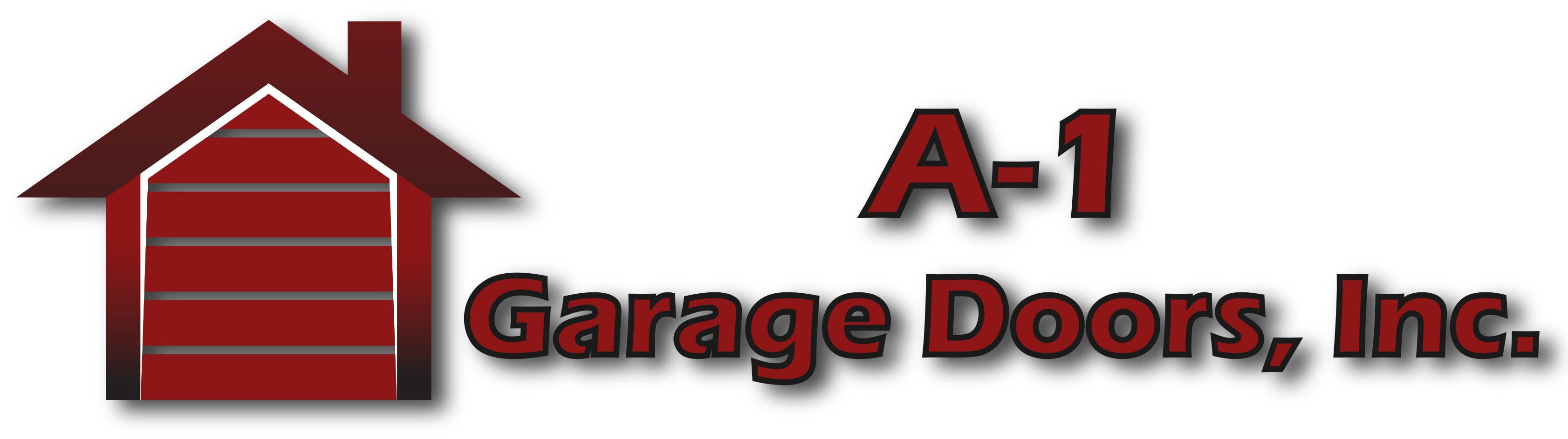 Semi-Custom Wood Carriage House Style | Johnson County | A-1 Garage on